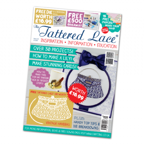 Tattered Lace Magazine - Issue 29